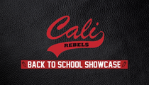 Cali Rebels Back to School Showcase