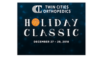 TCO Holiday Classic hosted by Augsburg University (2018)