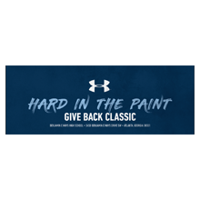 """Under Armour """"Hard in the Paint"""" Give Back Classic"""