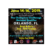 The Champions Challenge National Qualifier
