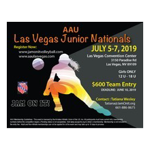 Las Vegas Junior Nationals