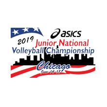 ASICS Junior National Volleyball Championships 3 Day