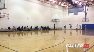 Thomas Worrich Player Clips- DFW Gaso Tip Off