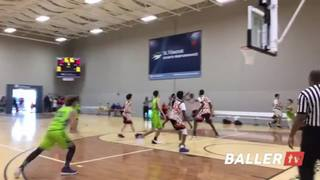 Larry Hughes Ii  Player Clips- Session 2
