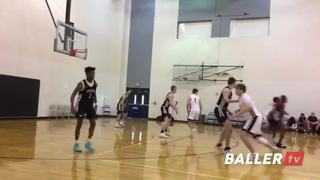 Brandon Williams  Player Clips- Duncanville Open Period - GASO