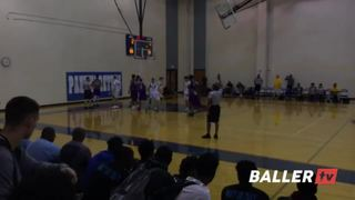Caleb Gordon Player Clips- Duncanville Open Period - GASO