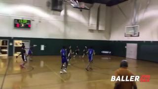 Daniel Berrios  Player Clips- DTG - Georgia