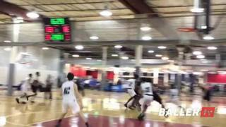 Isaiah Moore Player Clips- Adidas Gauntlet Regional Qualifier - DC