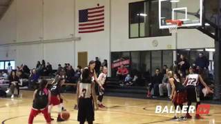 Malia Ruud Player Clips- Adidas Presidents' Day Tournament of Champions
