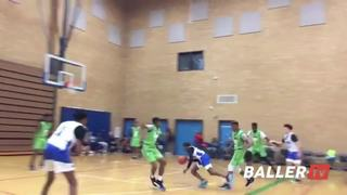 Jalen Hale Player Clips- Adidas Presidents' Day Tournament of Champions