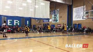 Jalen Lewis  Player Clips- Adidas Presidents' Day Tournament of Champions