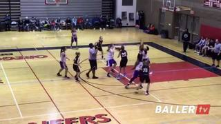 Mya Groce Player Clips- Adidas Presidents' Day Tournament of Champions