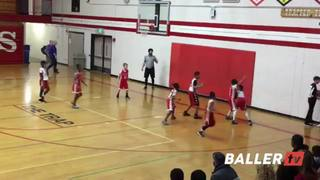 Jaylan Virgil  Player Clips- Adidas Presidents' Day Tournament of Champions