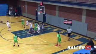 Orion Tomlinson Player Clips- Adidas Presidents' Day Tournament of Champions
