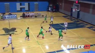 Tyus Parrish Tillman Player Clips- Adidas Presidents' Day Tournament of Champions