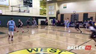 Alex Fisher Player Clips- Adidas Presidents' Day Tournament of Champions