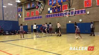 Carson Cox Player Clips- Adidas Presidents' Day Tournament of Champions