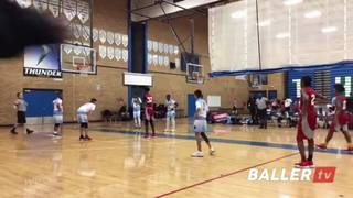 Marcus Brown Player Clips- Adidas Presidents' Day Tournament of Champions