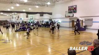 Will Lucas Player Clips- Boys Spartan Classic