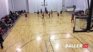 Emoni Bates Player Clips- Boys Spartan Classic