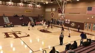 Albancy Academy bumped off in loss to Desert Vista, 71-68