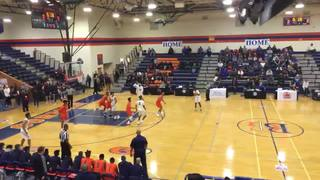 Bishop Gorman with a win over Roosevelt, 66-64