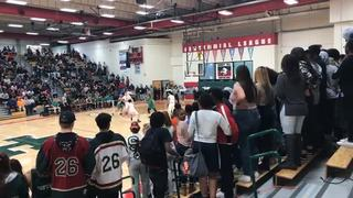 Smoky hill  emerges victorious in matchup against Overland, 68-63