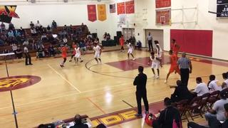 Fairfax triumphant over Eastvale Roosevelt, 57-49
