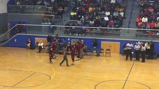 Kemper County High School - Boys wins 61-60 over Choctaw Central High School - Boys