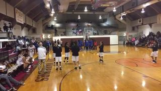 Choctaw Central High School - Girls puts down Southeast Lauderdale High School with the 79-43 victory