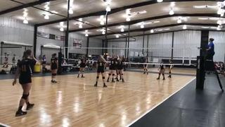 PVA 14Elite  defeats 5 Star VB, 25-14