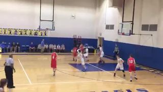 Edith emerges victorious in matchup against Sms, 48-39