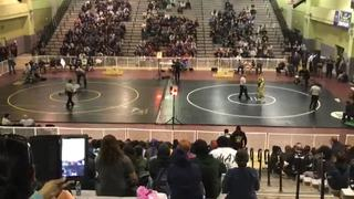Johnny Garcia streaming Wrestling at Los Angeles, CA