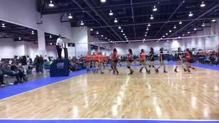 LVVA 17s victorious over PACPRE-17g, 23-22