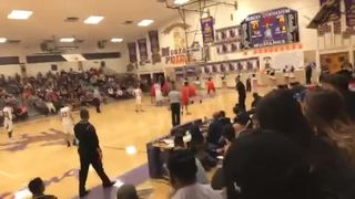 Burges gets the victory over Hanks, 55-44