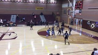 Cheyenne (NV) getting it done in win over Ci Gibson (Bahamas), 71-65