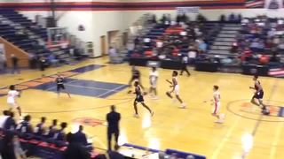 Bishop Gorman (NV) with a win over Rancho Christian (CA), 61-39