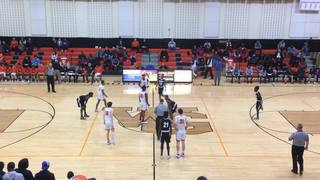 Webster Groves High School gets the victory over Gateway Academy, 81-69
