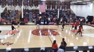 Coral Gables steps up for 62-48 win over Lely High School   BallerTV