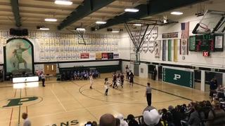 Eastlake with a win over Poway, 45-37