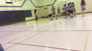 École St. Mary. SENTINALS vs St. Puis X. Patriots