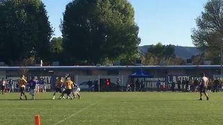 Santa Monica HS wins 18-3 over Birmimgham HS