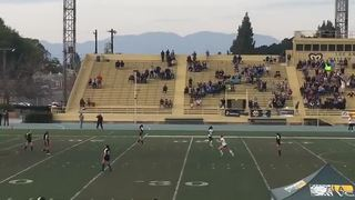 Granada HS  puts down El Camino Real  HS with the 2-1 victory