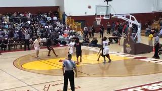 Josh Abrams highlights (Westchester vs Birmingham)