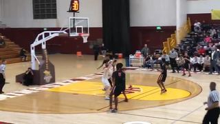 Chris Simmons highlights (Westchester vs Birmingham)