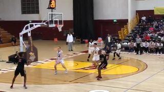 Jeremiah Turley highlights (Westchester vs Birmingham)
