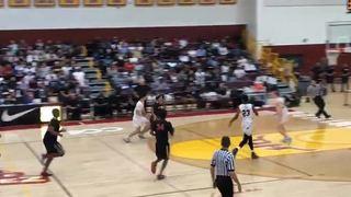Luis Rodriguez 2PM highlights (Westchester vs Birmingham)