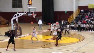 Luis Rodriguez 3PM highlights (Westchester vs Birmingham)