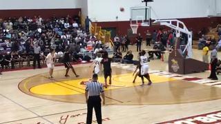 Josh Abrams Assist highlights (Westchester vs Birmingham)