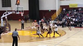 Chris Simmons Assist highlights (Westchester vs Birmingham)
